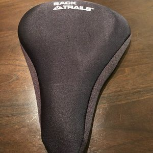 Bicycle silicone cover seat.